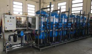 Demineralizzatori Water Energy